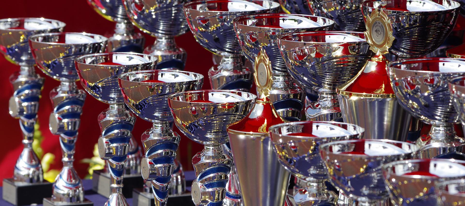 Grawerowanie i trofea sportowe